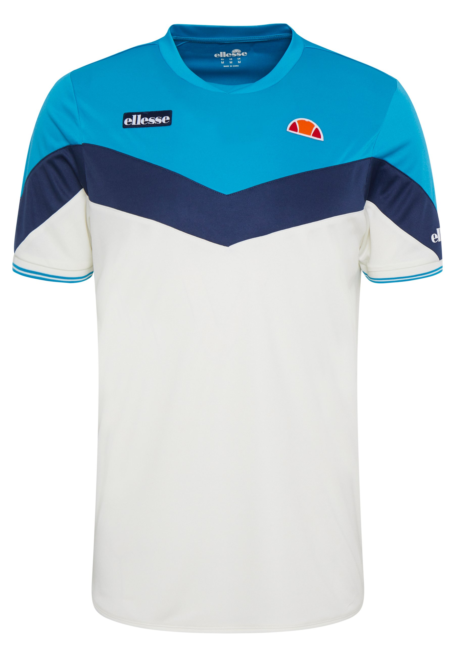 Ellesse T-shirt Con Stampa - Off White OfsCNQV
