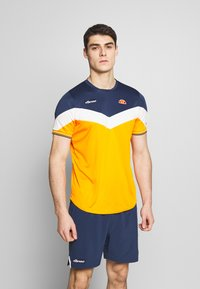 Ellesse - Printtipaita - orange - 0