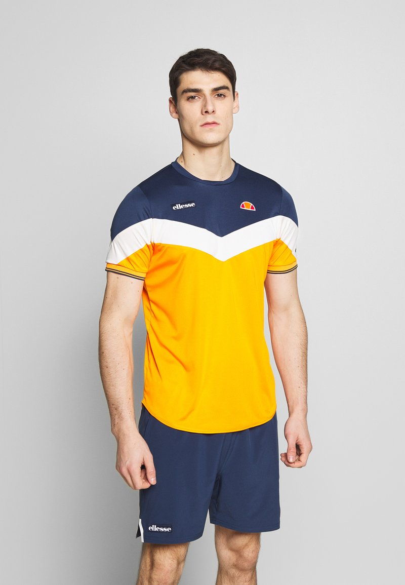 Ellesse - Printtipaita - orange