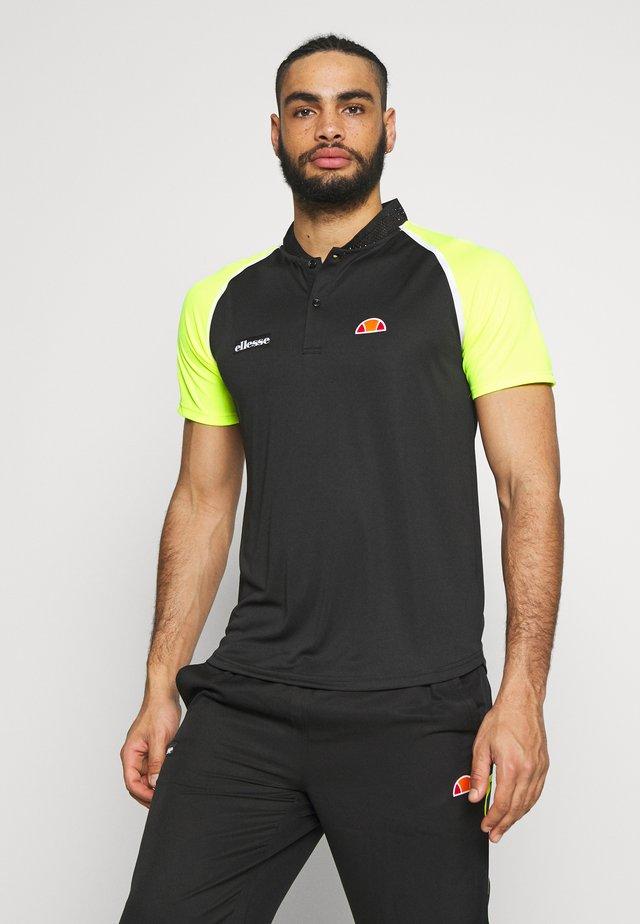 ONCHATO - T-shirts print - black
