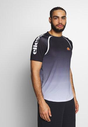 NOVALE - T-shirts med print - black