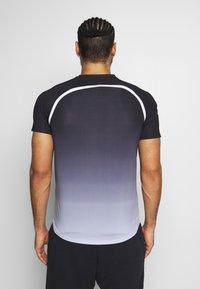 Ellesse - NOVALE - Print T-shirt - black - 2