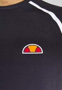 Ellesse - NOVALE - Print T-shirt - black - 5