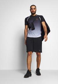 Ellesse - NOVALE - Print T-shirt - black - 1