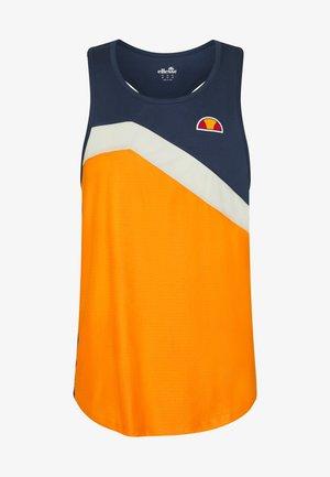 ELITE - Sports shirt - navy