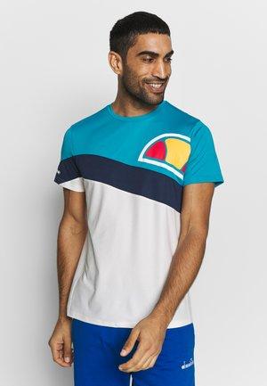REVENTON - Print T-shirt - blue