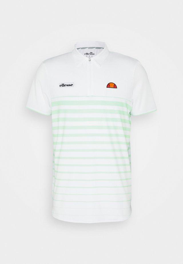 PRIME - Funkční triko - white