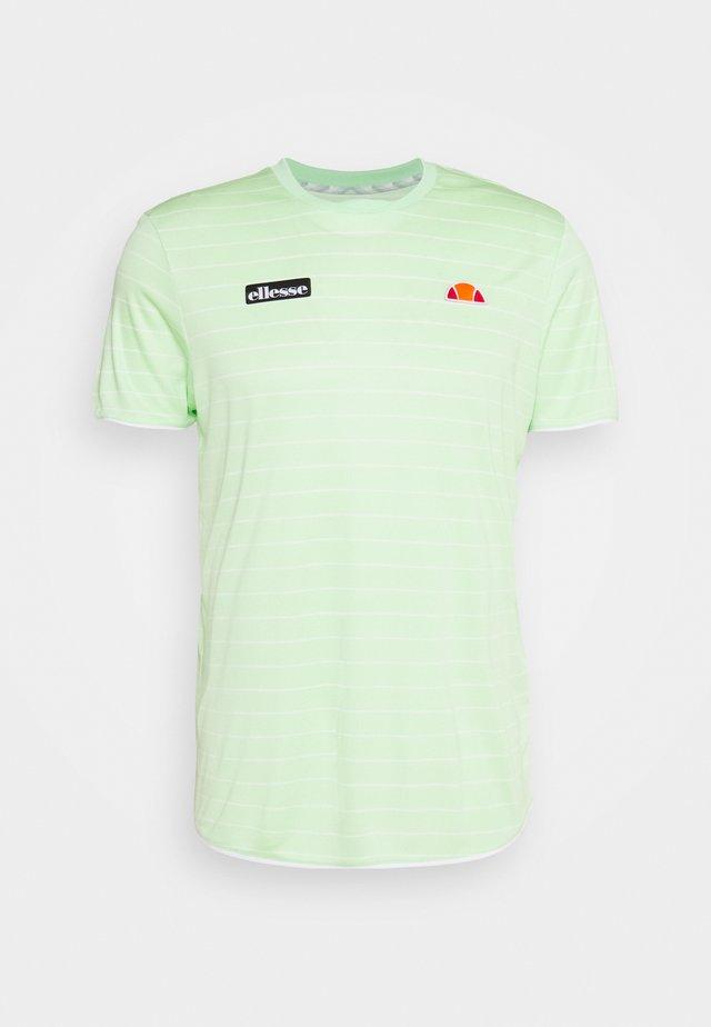 SUBLIME - T-shirts print - green