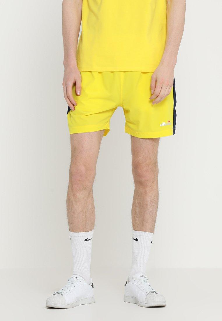 Ellesse - POLLINO - Sports shorts - yellow