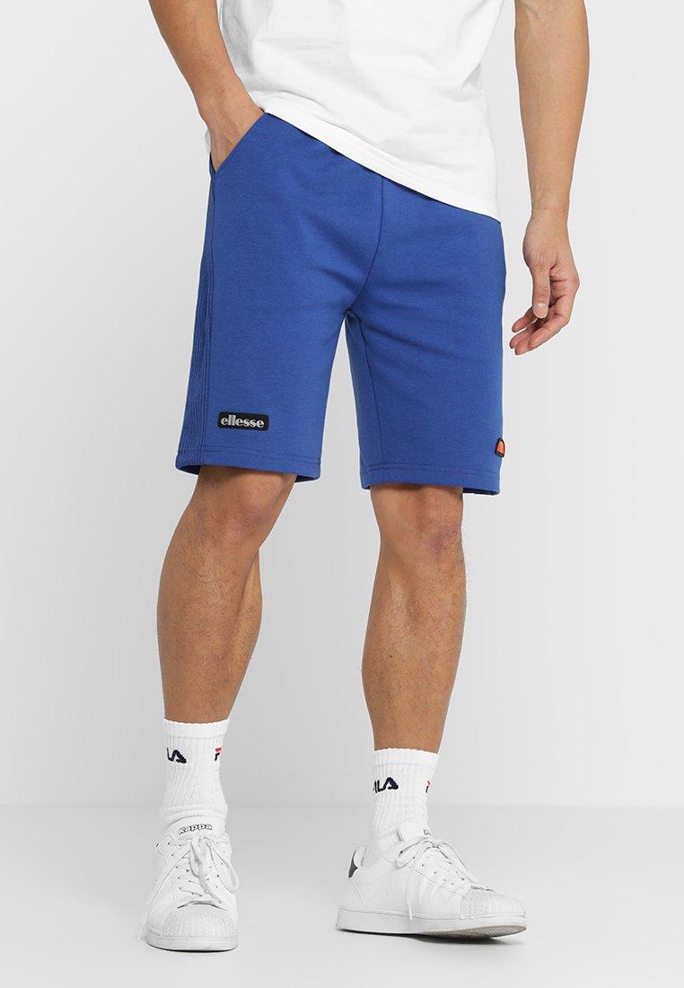 Ellesse - ALBO - Korte sportsbukser - blue