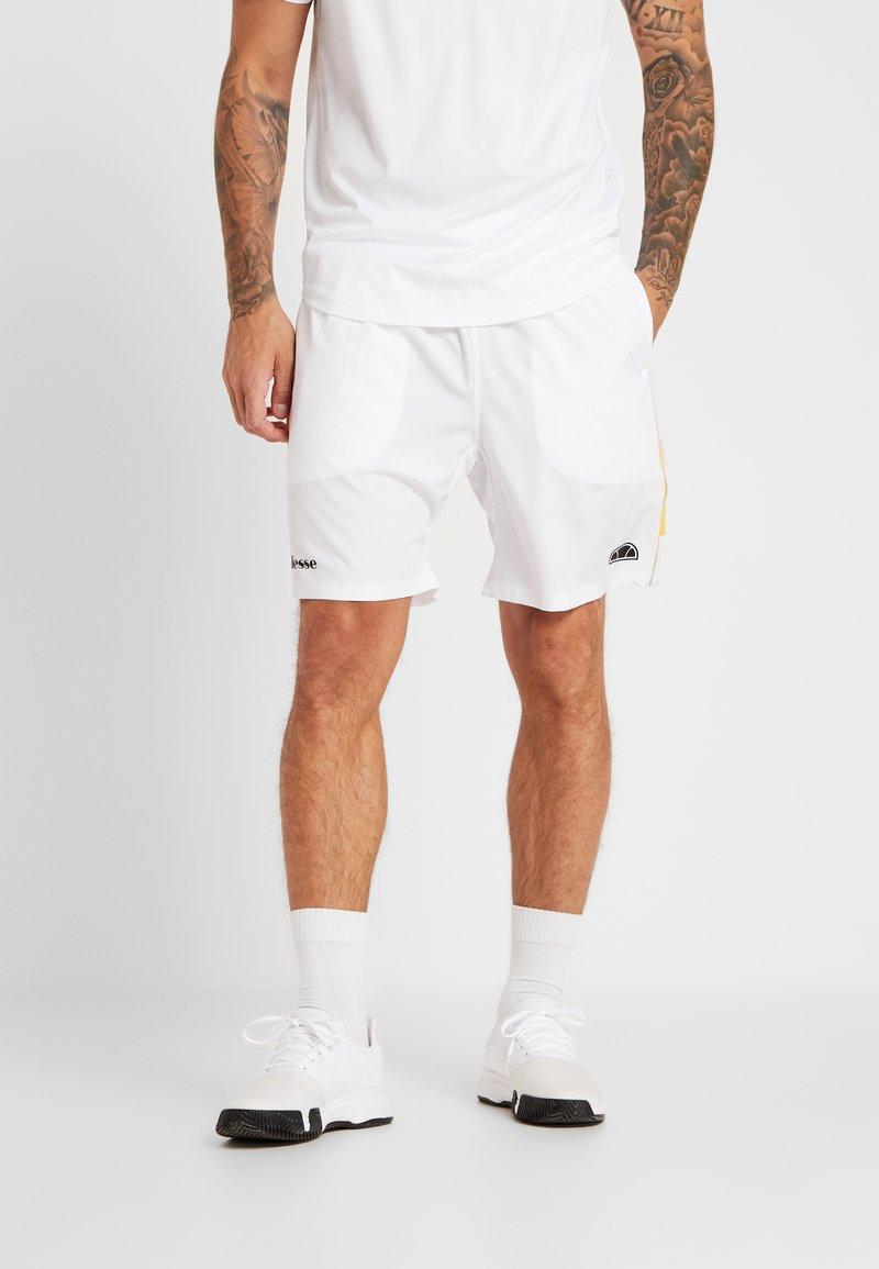 Ellesse - ENZO - Urheilushortsit - white