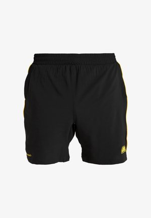 ENZO - Short de sport - black
