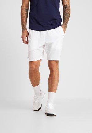 NEWTON - Pantalón corto de deporte - white
