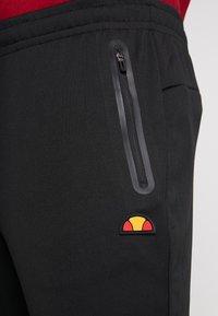 Ellesse - CALDWELO PANT - Tracksuit bottoms - black - 3