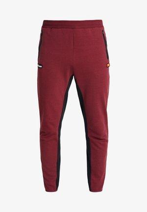 VINDOLI - Teplákové kalhoty - burgundy