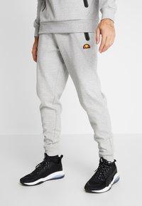 Ellesse - OSTERIA - Pantalones deportivos - grey marl - 0