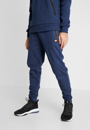 OSTERIA - Teplákové kalhoty - navy