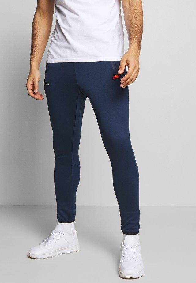 CALDWELO PANT - Teplákové kalhoty - navy