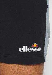Ellesse - ELVAS - Sportovní kraťasy - black - 3