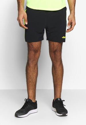 BRYINTI - Sports shorts - black