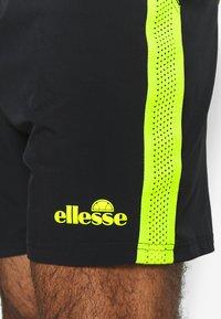 Ellesse - BRYINTI - Urheilushortsit - black - 4