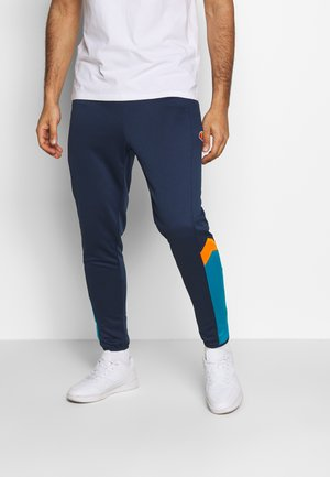 HURACAN - Tracksuit bottoms - navy