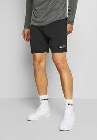 Ellesse - OLIVO - Sports shorts - black - 0