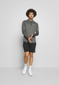 Ellesse - OLIVO - Sports shorts - black - 1