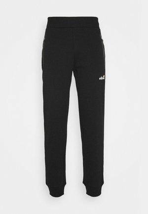 OSTERIA - Spodnie treningowe - black
