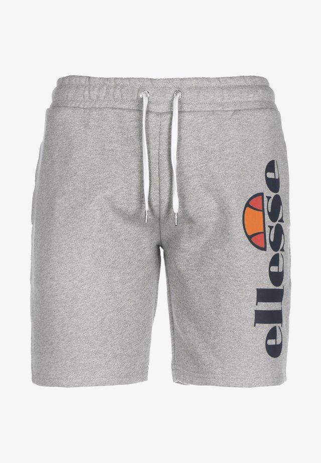 BOSSINI SHORT HERREN - Shorts - grey marl