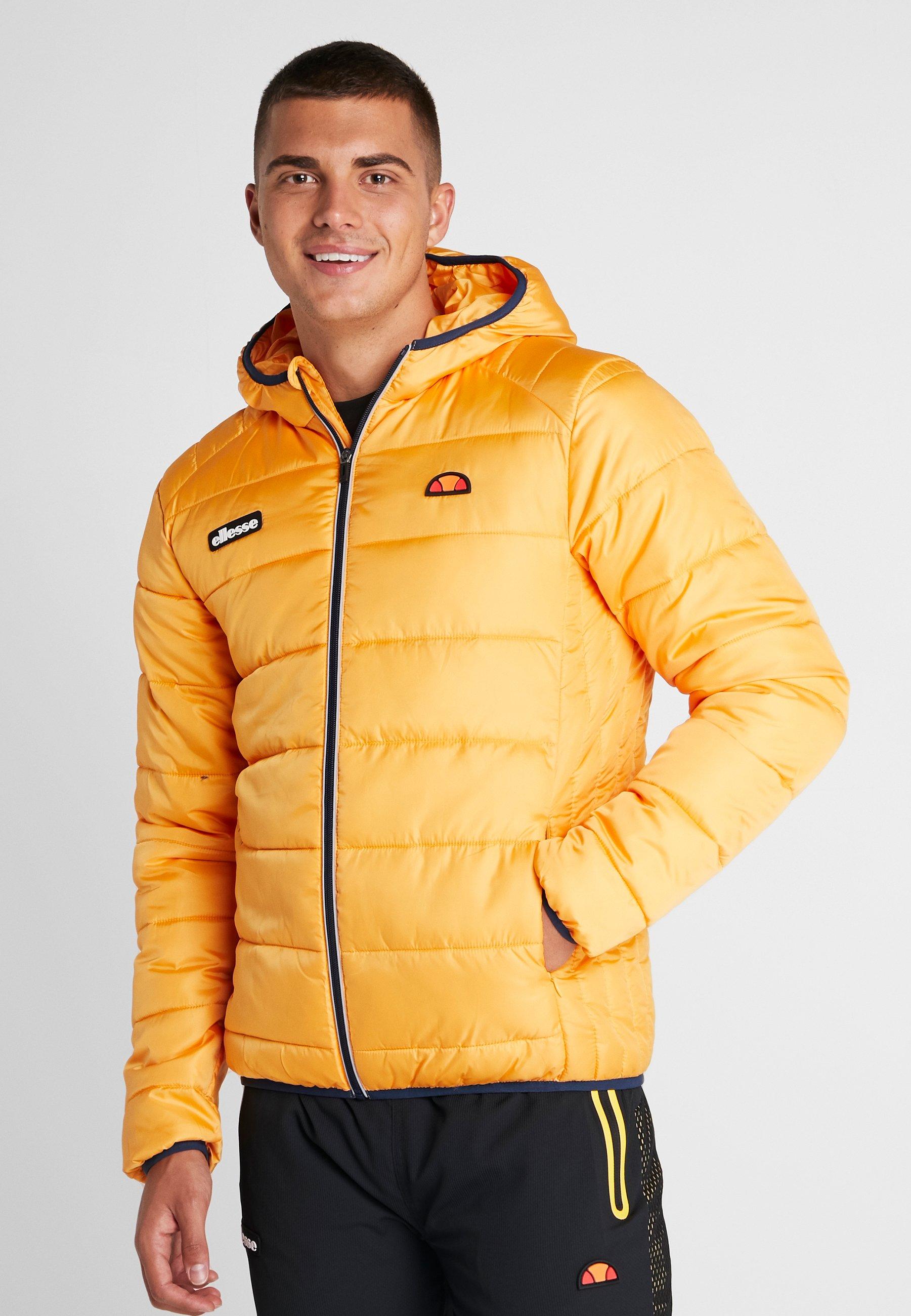 Dark VermentinoVeste Yellow Ellesse D'hiver FclT3JK1
