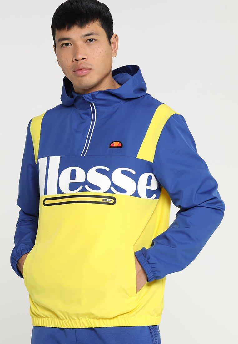 Ellesse - BANDITA - Training jacket - yellow/blue
