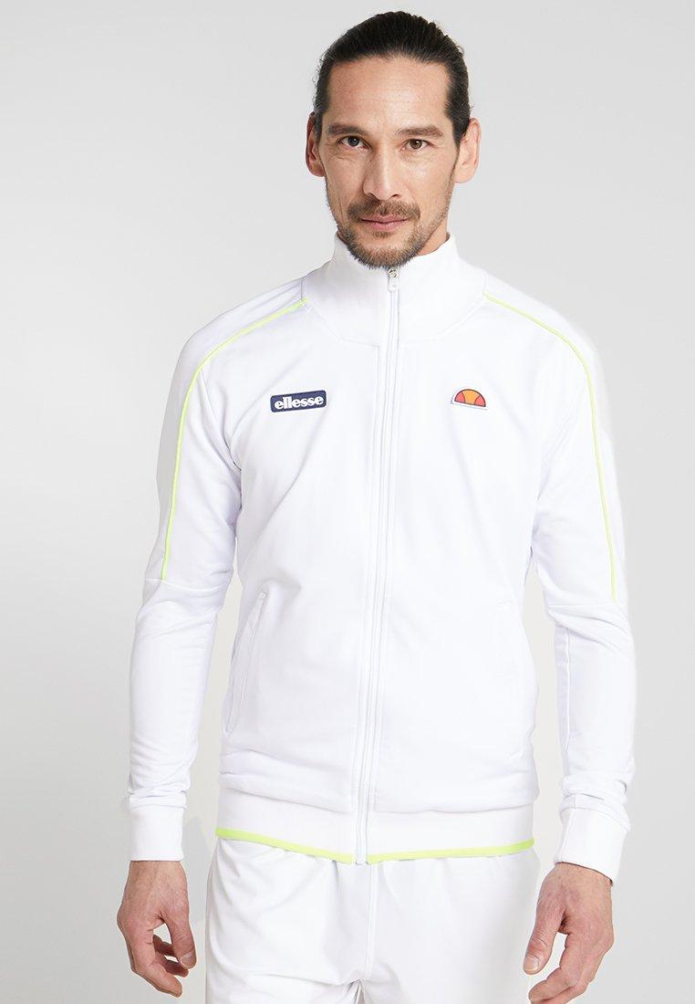 Ellesse - MOTTRAM - Trainingsjacke - white