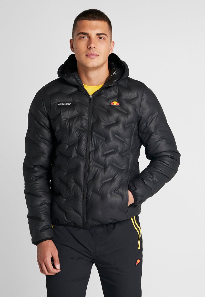 Ellesse - STANNETTI - Winter jacket - black