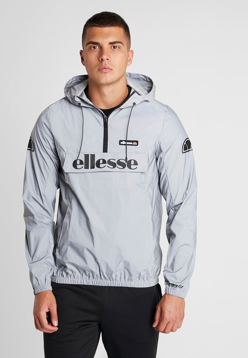 Ellesse - BERTO  - Outdoor jacket - metallic grey