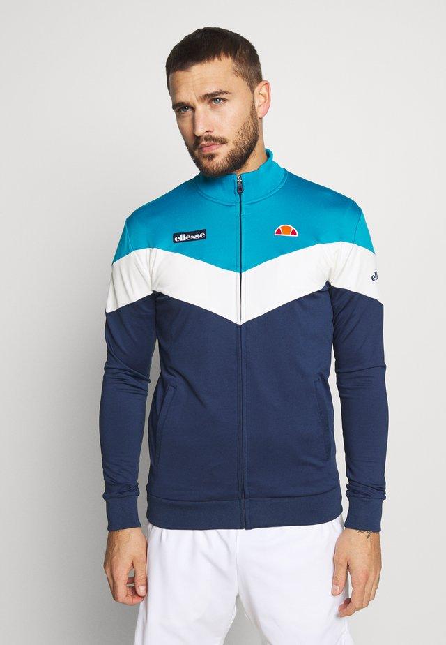 JENSEN - Training jacket - navy