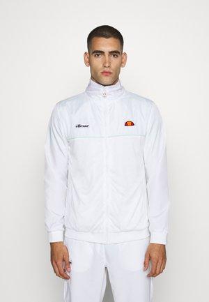 CAPITAL - Training jacket - white