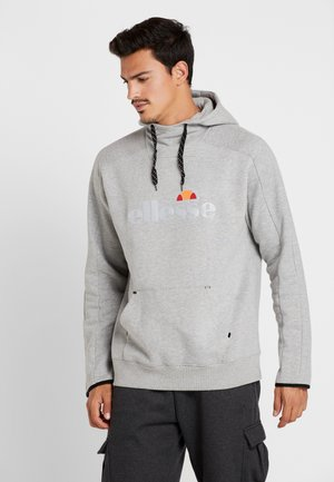 BARRETI - Sweat à capuche - grey marl