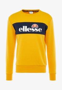Ellesse - NEBBIOLO - Mikina - dark yellow - 4