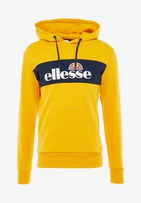 Ellesse - SAGRATINO  - Hoodie - dark yellow - 4
