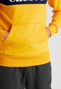 Ellesse - SAGRATINO  - Hoodie - dark yellow - 5