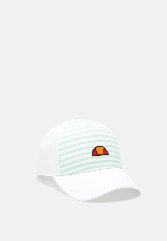 BROGOLI - Caps - white
