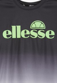 Ellesse - RUNATE - Triko spotiskem - black - 3