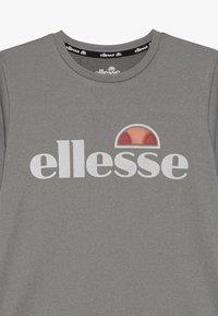 Ellesse - MOSIO - T-shirts print - grey marl - 3