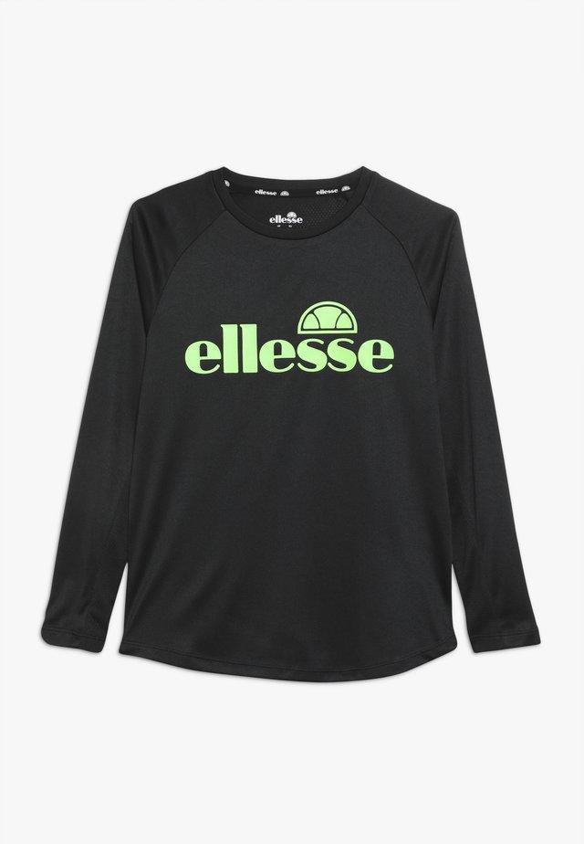 CISONI  - Långärmad tröja - black