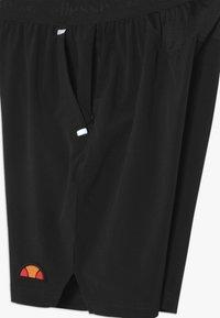 Ellesse - VIADANA SHORT - Sports shorts - black - 2