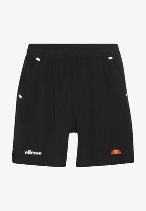 VIADANA SHORT - Sports shorts - black