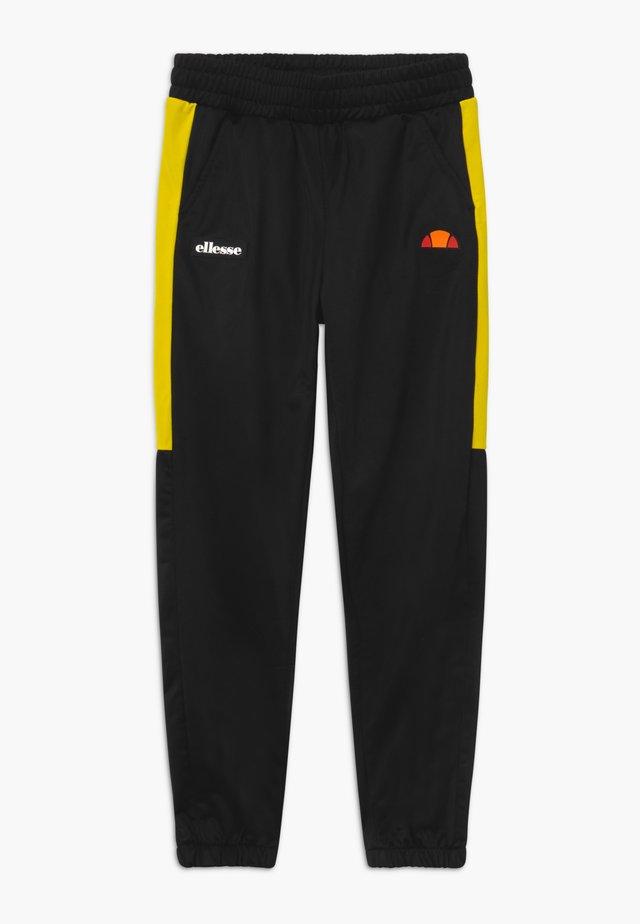 PIOVEGA - Pantalon de survêtement - black
