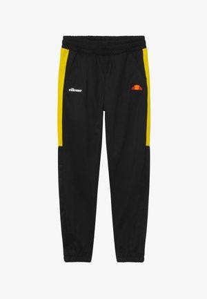 PIOVEGA - Spodnie treningowe - black