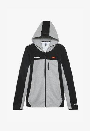 CIRIANO HOODY - Zip-up hoodie - grey marl